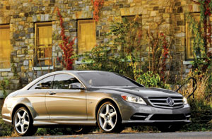 2011 mercedes-cl550 4matic