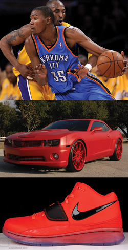 Labron King James Camaro