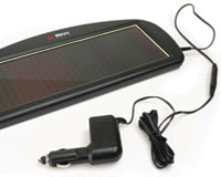 WAGON SOLAR POWER BATTERY CHARGER