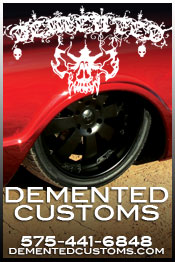 demented customs